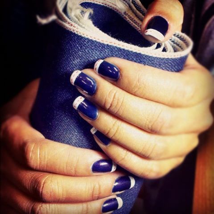 Dope Picture, selvedge Denim & Selvedge Nails… Very Nice ! | SABIT ...