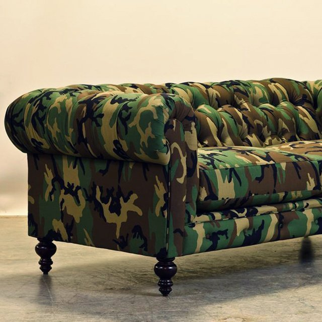 Dope Camo Couch
