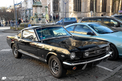 Cool Ford Mustang